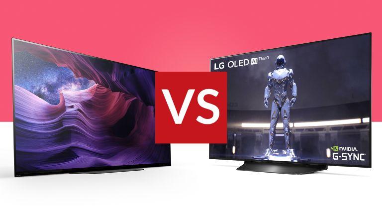 LG CX vs Sony A9 48 inch OLED