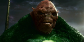 Zack Snyder's Justice League: Concept Art Reveals Options For Green Lantern Kilowog