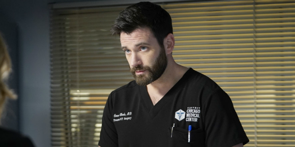 Chicago Med Colin Donnell Dr. Connor Rhodes NBC