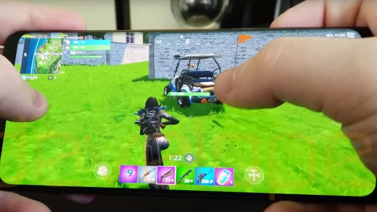 Samsung Galaxy Note 9 launch Fortnite Mobile