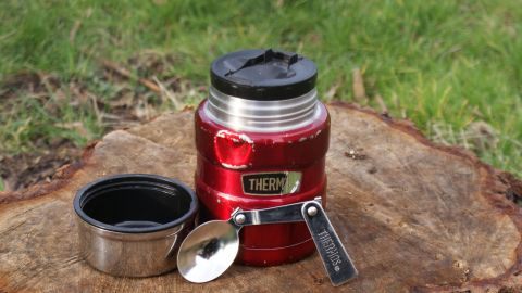 Thermos Stainless King Food Flask (470ml)
