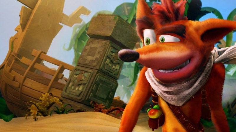 Crash Bandicoot N-Sane Trilogy is coming to PC later this