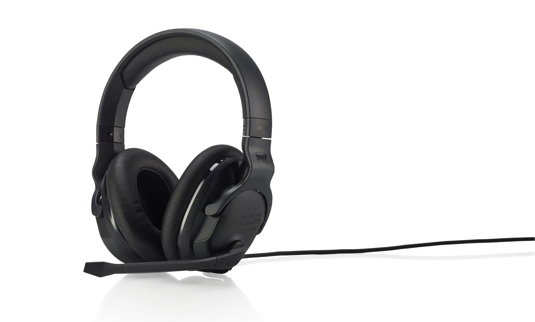 Roccat Khan AIMO headphones review   PC Gamer