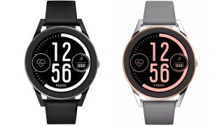 Fossil Q Control Is A Waterproof Smartwatch With A Heart Rate