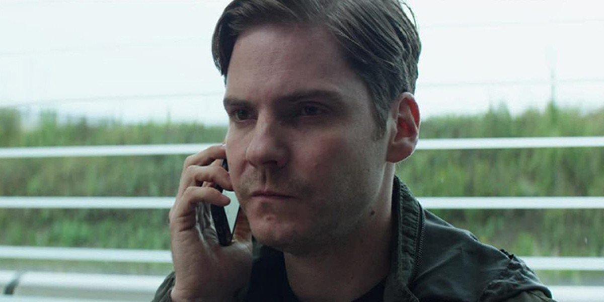 Daniel Brühl as Helmut Zemo in Captain America: Civil War
