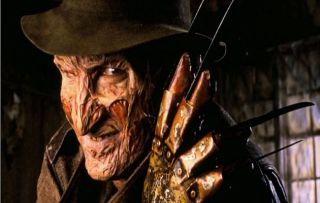 Freddy Krueger, A Nightmare On Elm Street