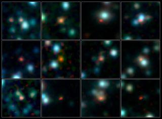 Alma Galaxies 1