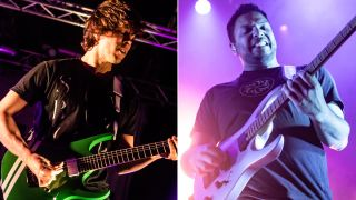 August Burns Red and Misha Mansoor