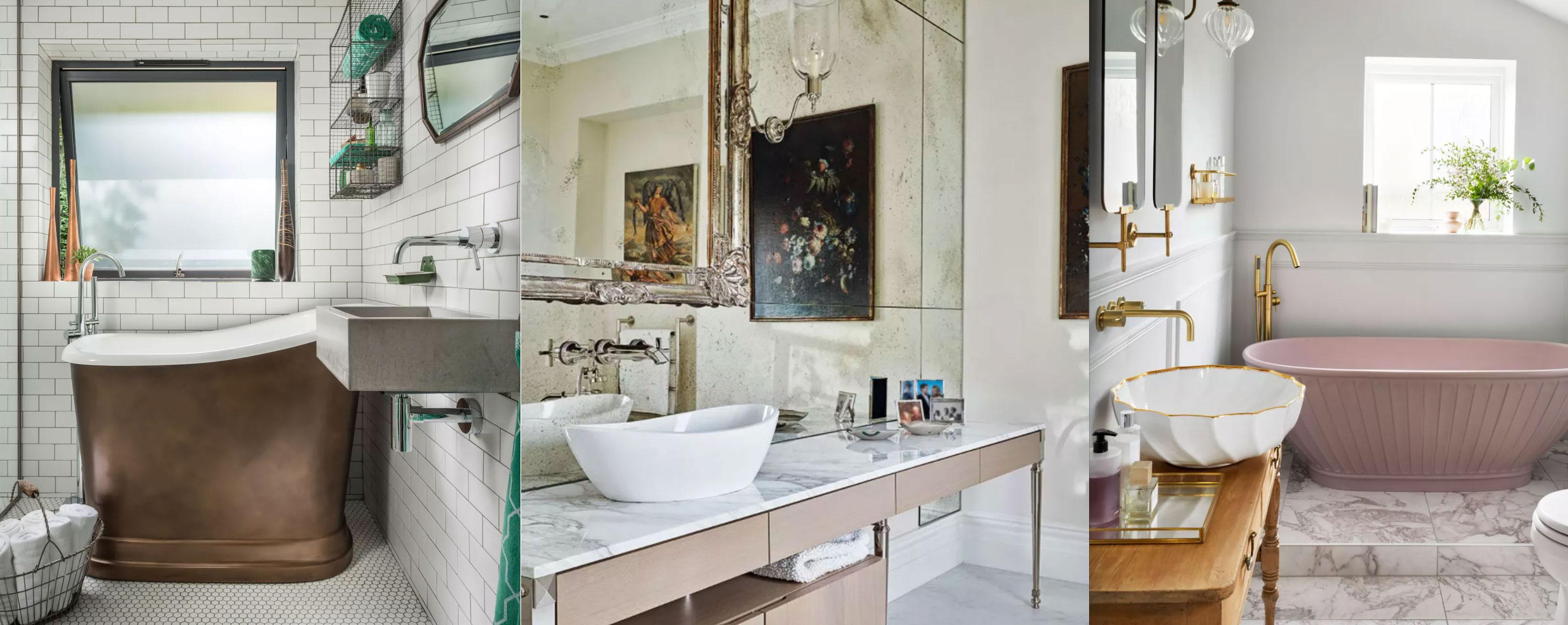 50 Small Bathroom Ideas Solutions For, Small Bathroom Decorating