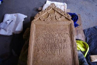 cirencester tombstone