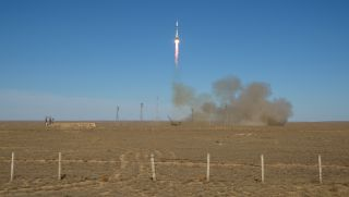 Russian Soyuz launch failure