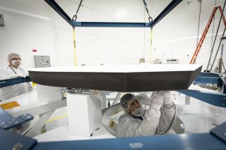 Parker Solar Probe's heat shield
