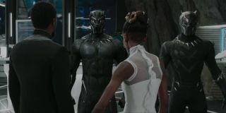 Black Panther suits