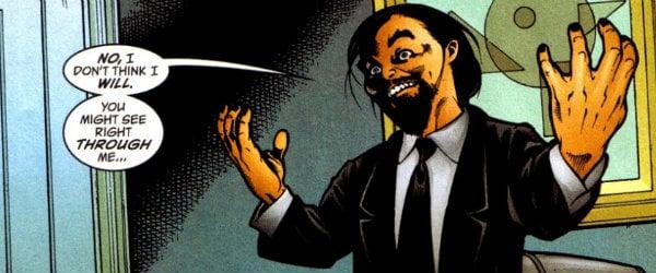 Doctor Psycho DC Comics