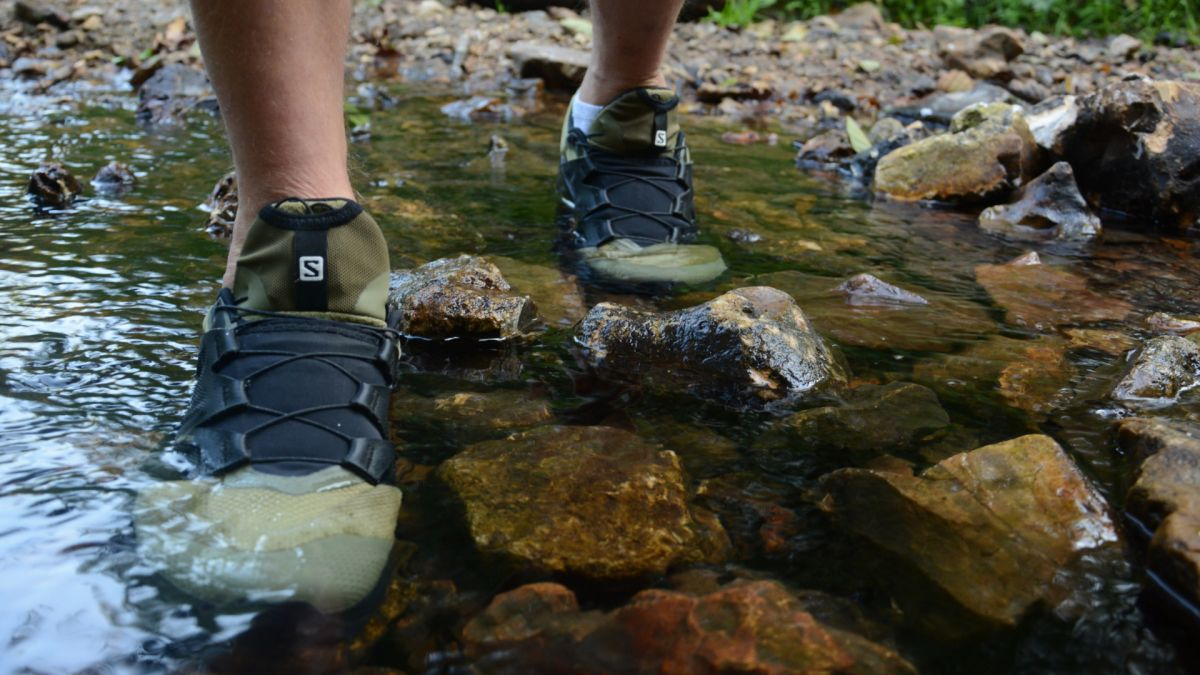 Salomon Wildcross review: a rough and ready trail running shoe that can tackle tough terrain