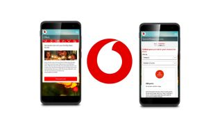 VeryMe app launch with Vodafone phone deals