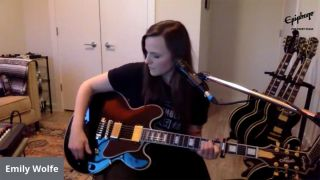 Emily Wolfe Epiphone Lucille