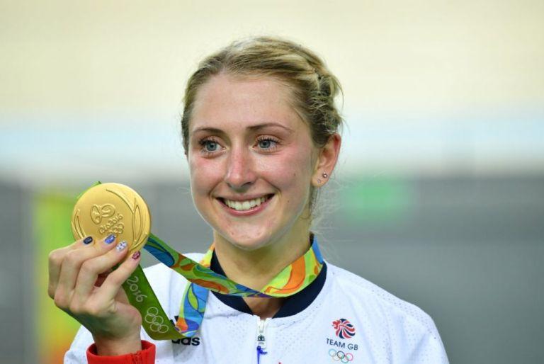 Laura Kenny at the Rio Olympics. Photo: Graham Watson
