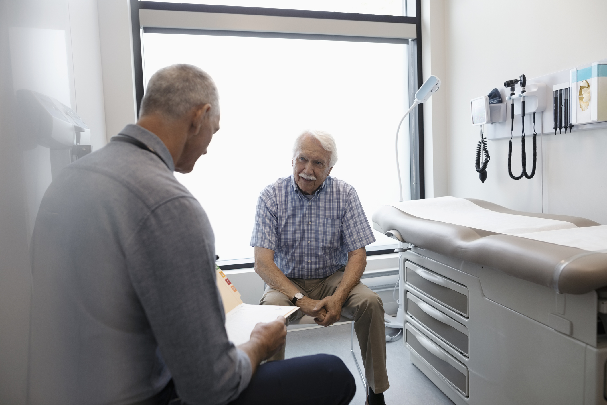 Prostate cancer: the symptoms to look out for in your partner