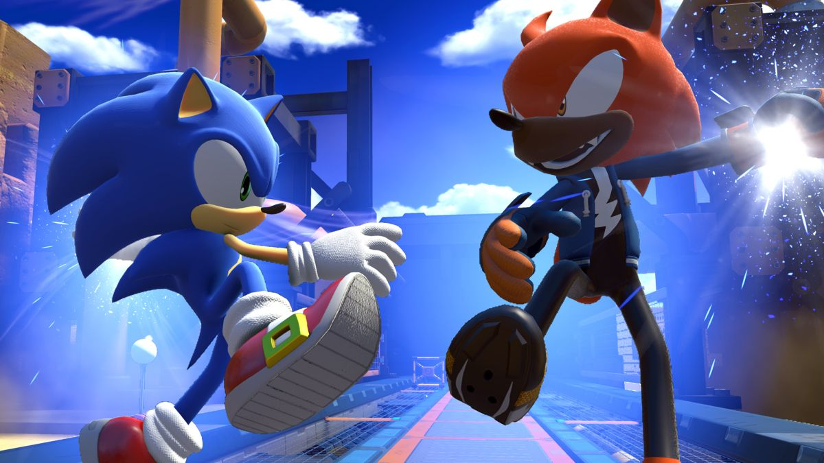 Sonic Forces Review Pc Gamer