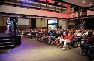 Gardner-Webb Surrounds Student Center with Sound