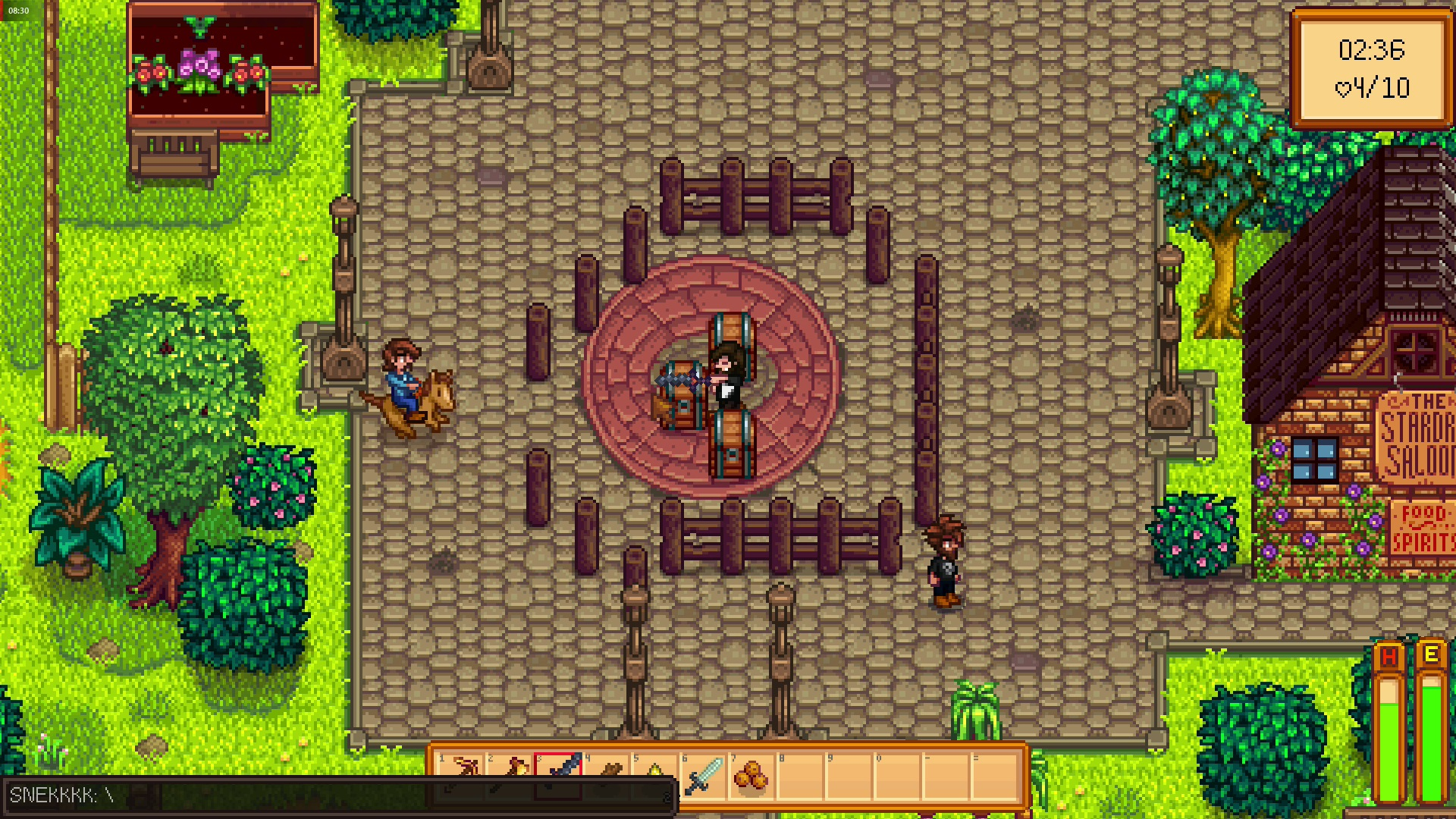Stardew Valley Battle Royalley is the battle royale mod we've been