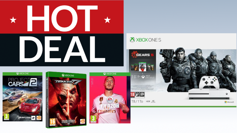 Unmissable Xbox One S bundle deal with FIFA 20, Gears 5 gets a huge price slash