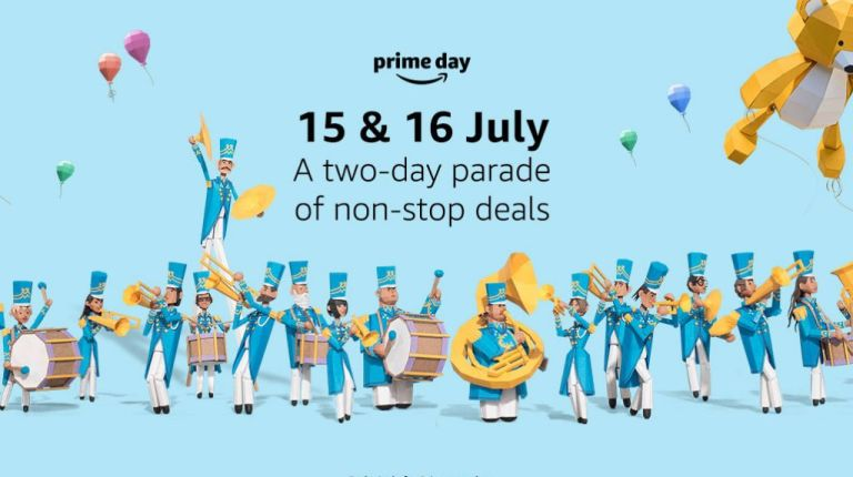Amazon Pre Prime Day Promotion: Free Kids Headphones And More