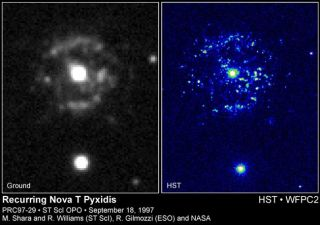 Astronomers Await a Nova