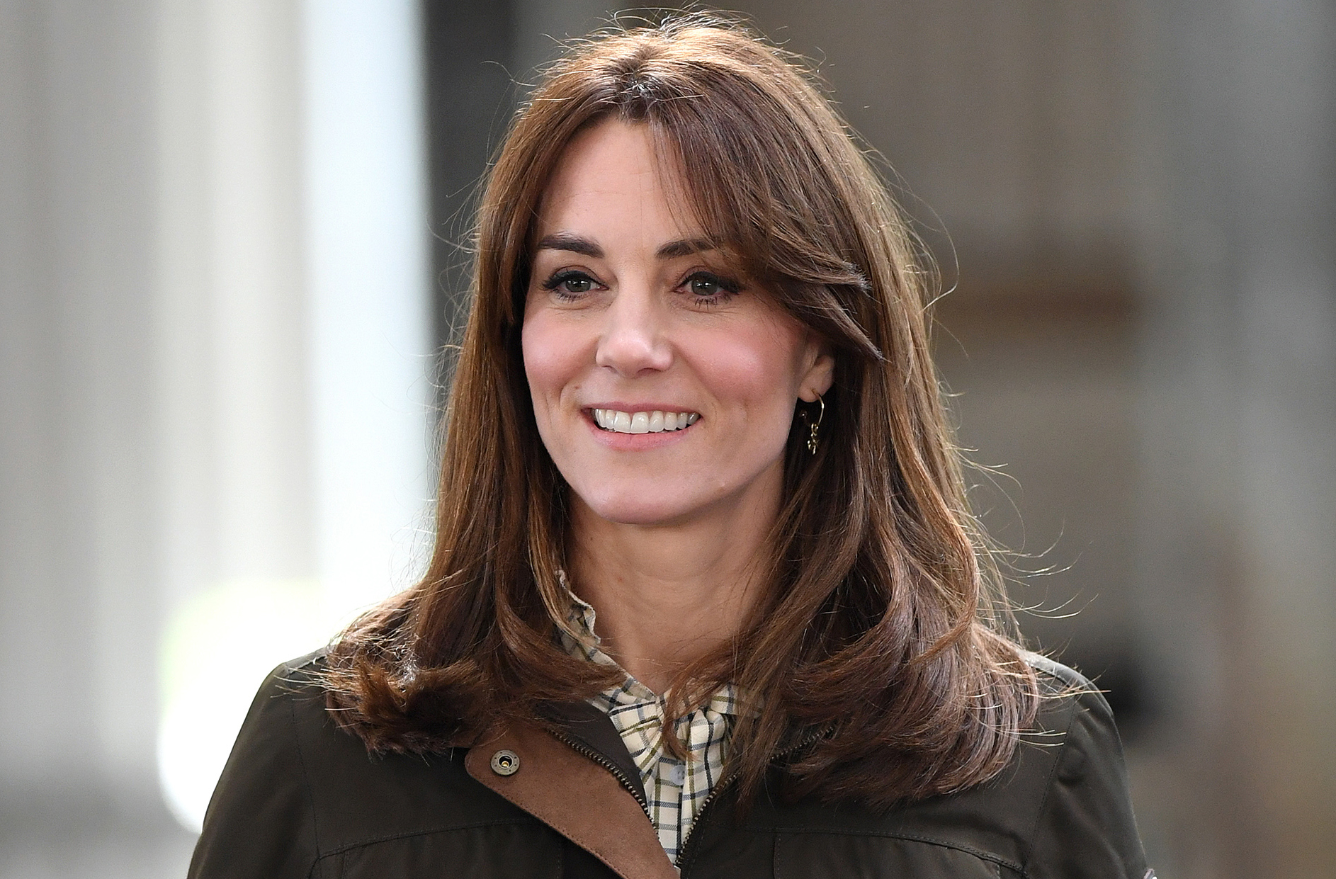 kate middleton launches national portrait gallery project