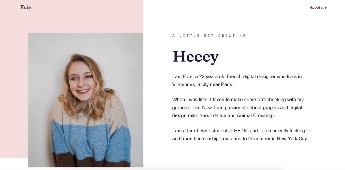9 brilliant portfolios from young designers | Creative Bloq