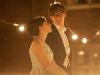 Still from 'The Theory of Everything'
