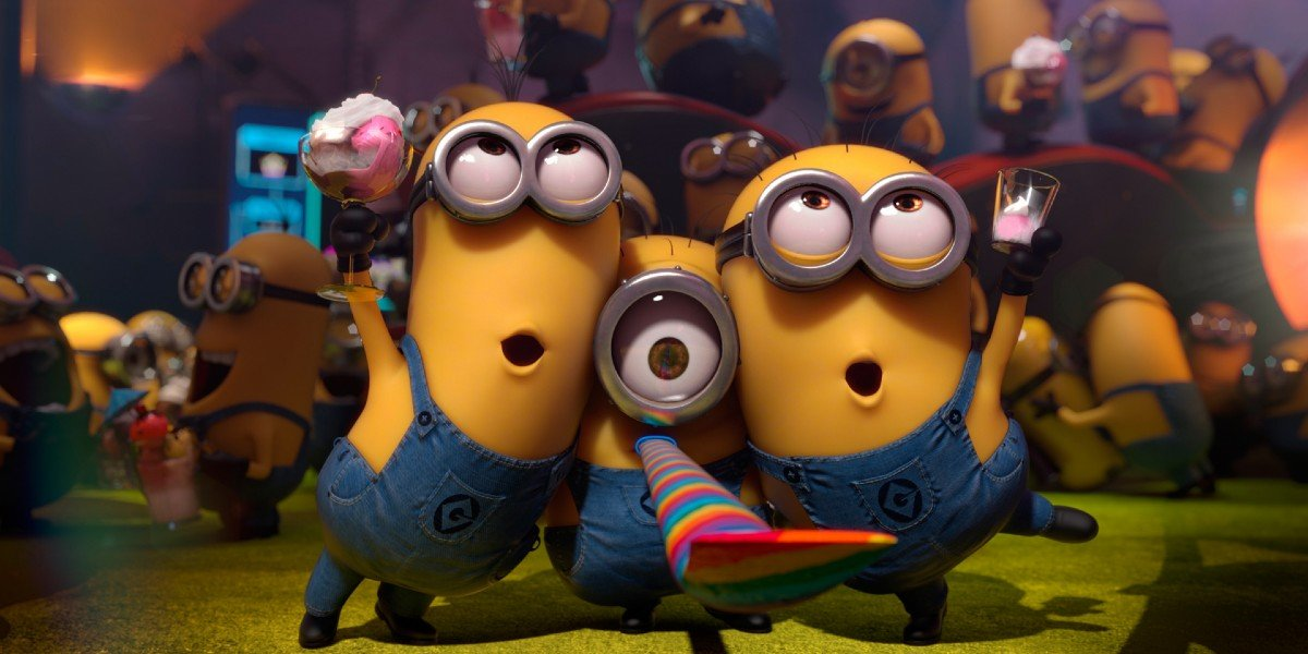 Screenshot from Despicable Me 2