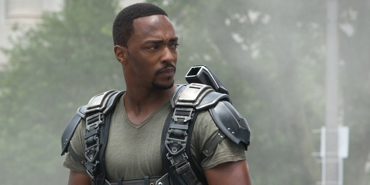 Anthony Mackie: 10 Pre-Captain America Performances You May Have Forgotten About
