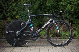 Pro Bike Chris Froome S Pinarello Bolide Time Trial Bike