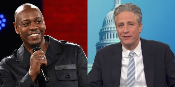 Dave Chappelle Netflix Jon Stewart Comedy Central
