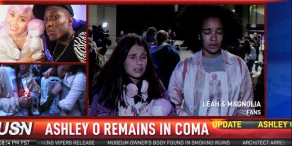Netflix Ashley O coma screen crawl easter eggs