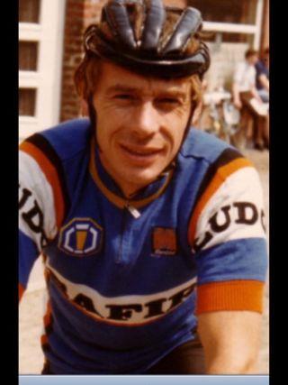 John Trevorrow rode for Safir-Galli at the 1981 Giro d'Italia.