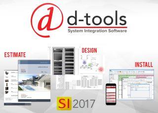 D-Tools SI 2018