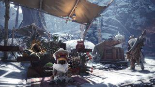 Monster Hunter World: Iceborne will reward players who help
