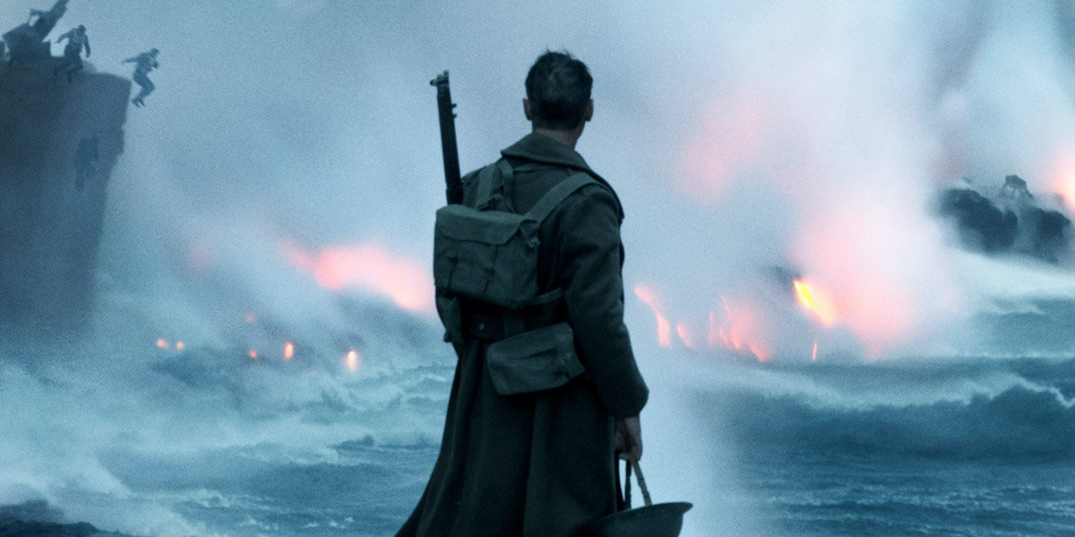 A scene of violence in Dunkirk