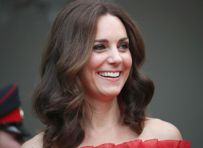 How To Get And Maintain The Duchess Of Cambridge Short Hair Style