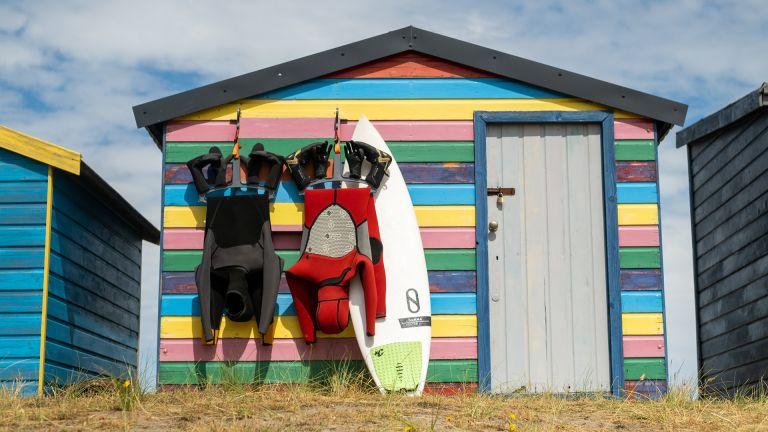C-Monsta wetsuit hanger