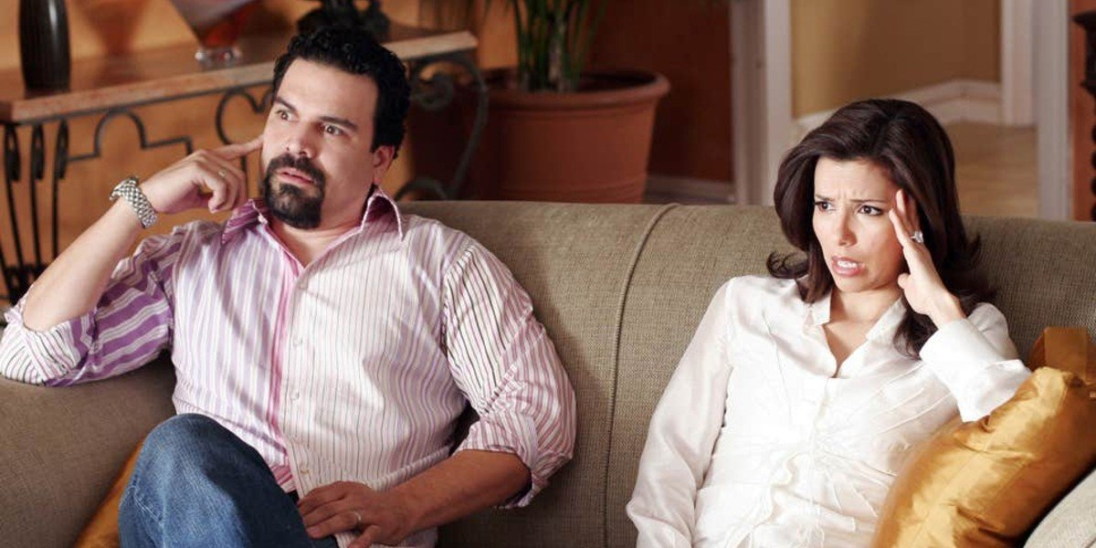 Richardo Antonio Chavira, Eva Longoria - Desperate Housewives