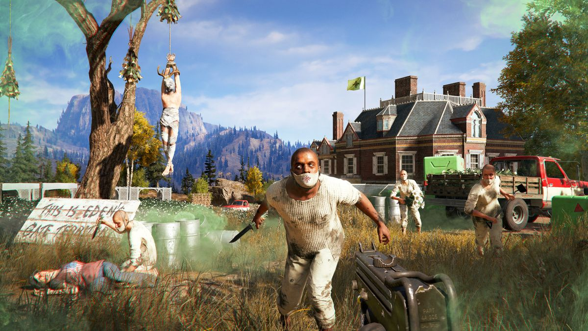 Far Cry 5 free weekend starts Thursday and includes PS5 and Xbox Series X