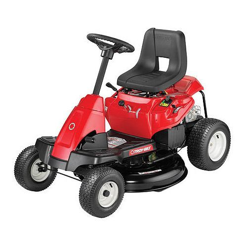Troy-Bilt TB30 R Neighborhood Rider Review - Pros, Cons and