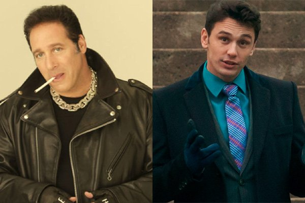 James Franco Andrew Dice Clay