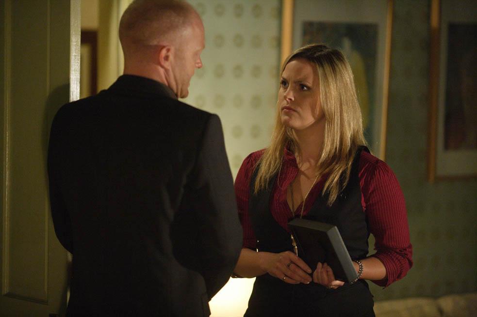Has Max split up Tanya and Jack?