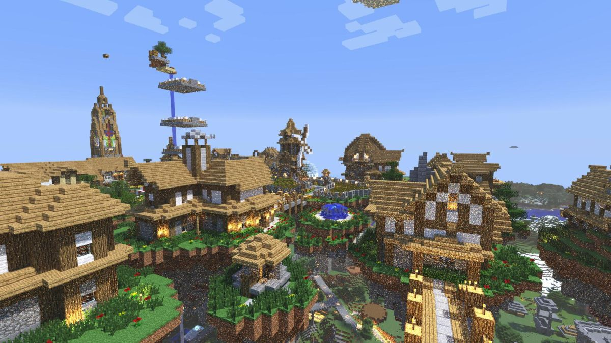 """Welcome to Freedonia"""": Minecraft's oldest server is still a"""