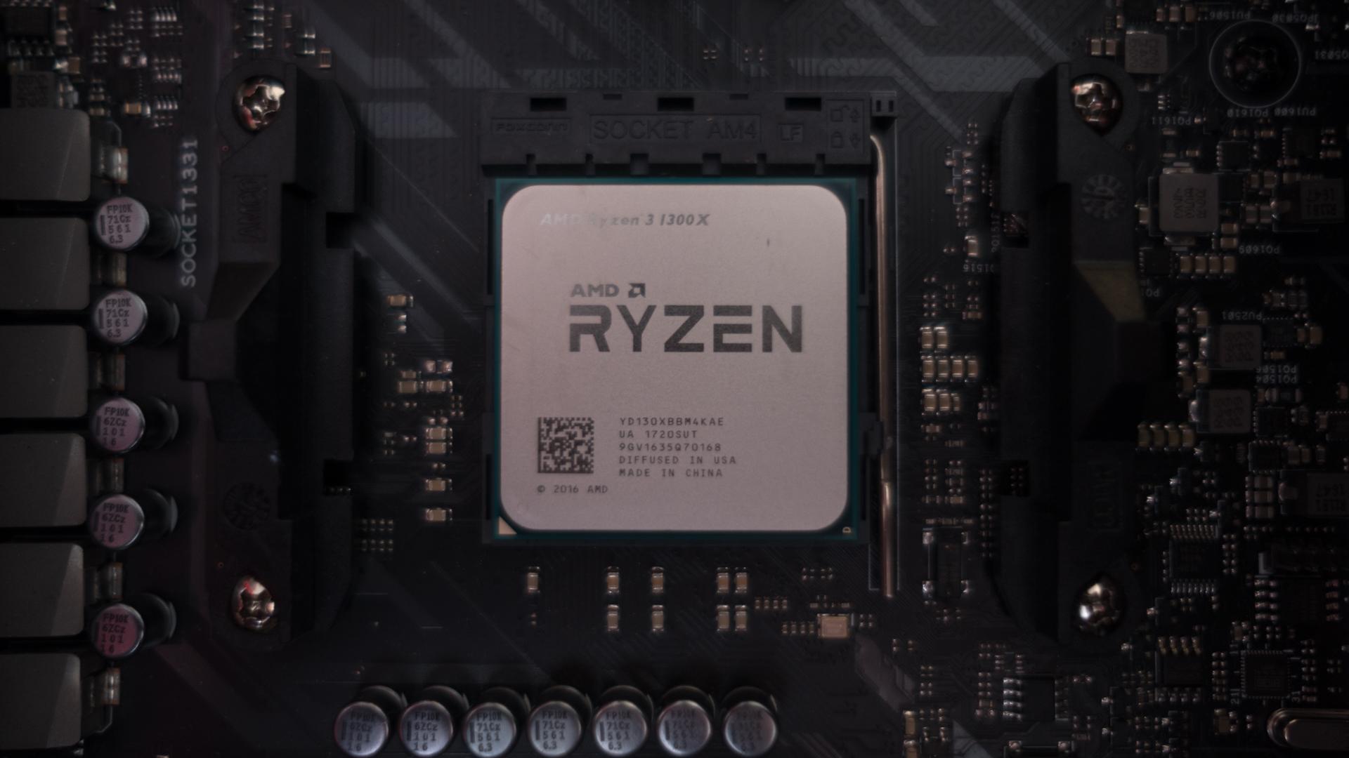 AMD Ryzen 3 1300X review | TechRadar